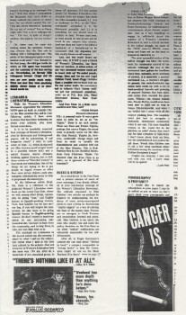 Lesbians and Liberation, by Robin Morgan, Sept. 1968