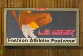 L.A. GEAR Fashion Athletic Footwear