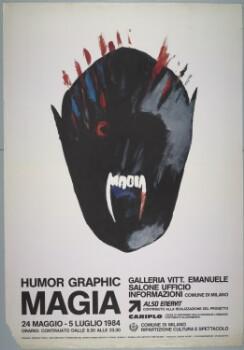 Magia - Humor graphic, Magic - humor - graphic