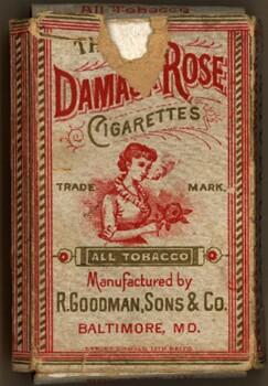 Damask Rose Cigarettes