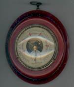 100-05-043. Acme Bag Company. Baro-Thermometer, undated