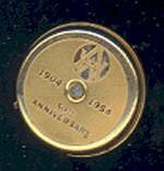 100-05-042. Acme tape measure, 1954